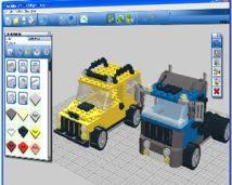 Lego 3D design