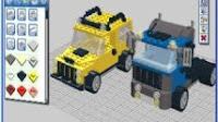 Costruzioni Lego e modelli in 3D da creare sul computer con i mattoncini virtuali