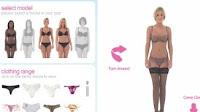 Provare i vestiti online nei negozi virtuali di abbigliamento