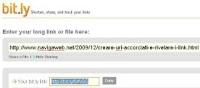 Creare URL e indirizzi accorciati e abbreviare i link dei siti