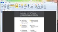 Nitro PDF Reader: programma per leggere modificare e creare file pdf
