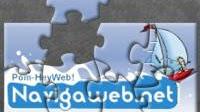 Risolvere puzzle online mettendo insieme i pezzi di immagini e foto personali