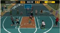 Gioco di Basket gratuito per pc con partite online: Freestyle Street Basketball