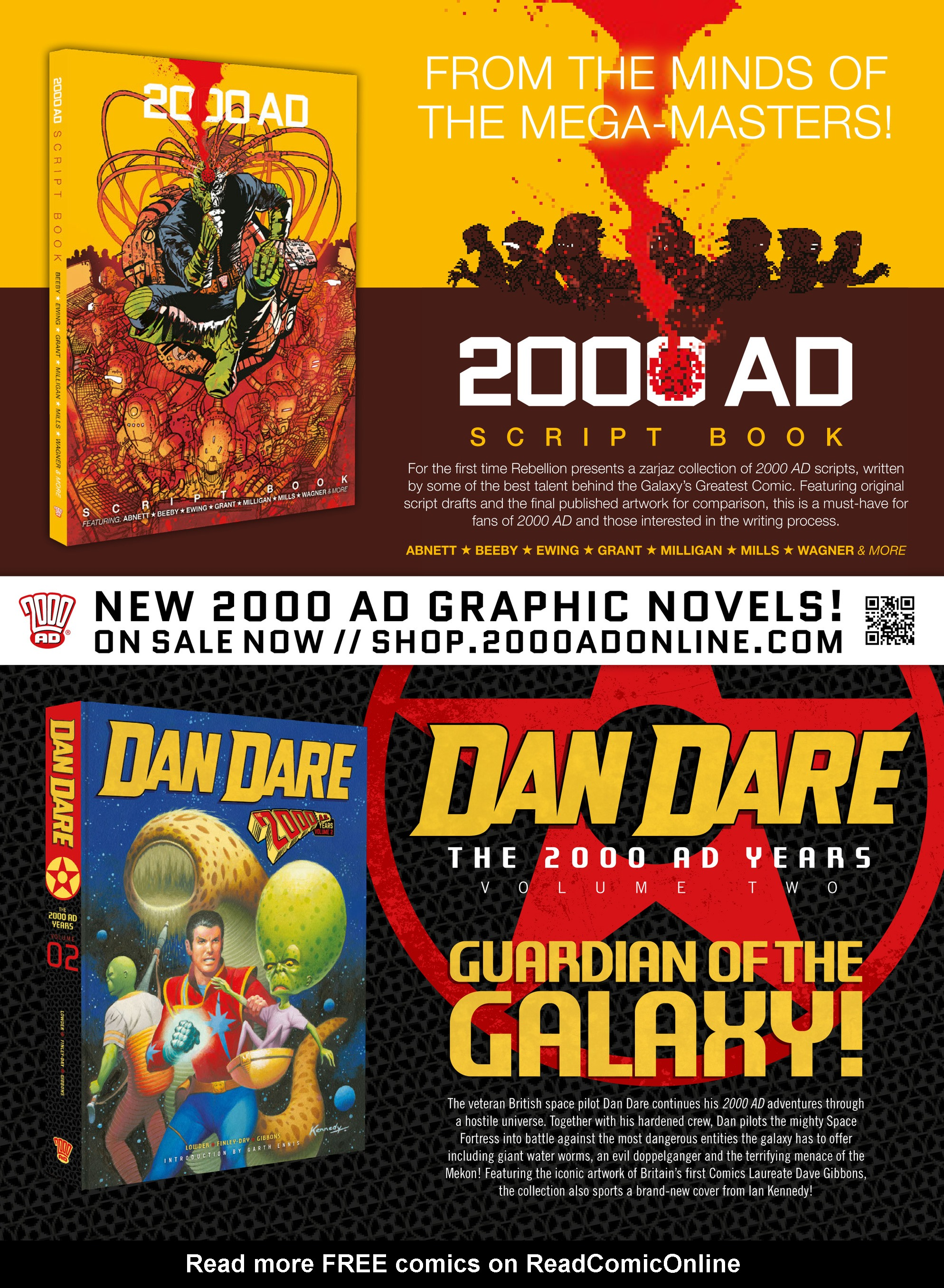 Read online 2000 AD comic -  Issue #2009 - 30