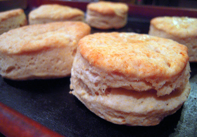 Stir and Roll Biscuits