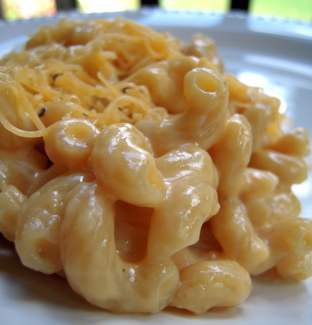 One Pot Mac & Cheese
