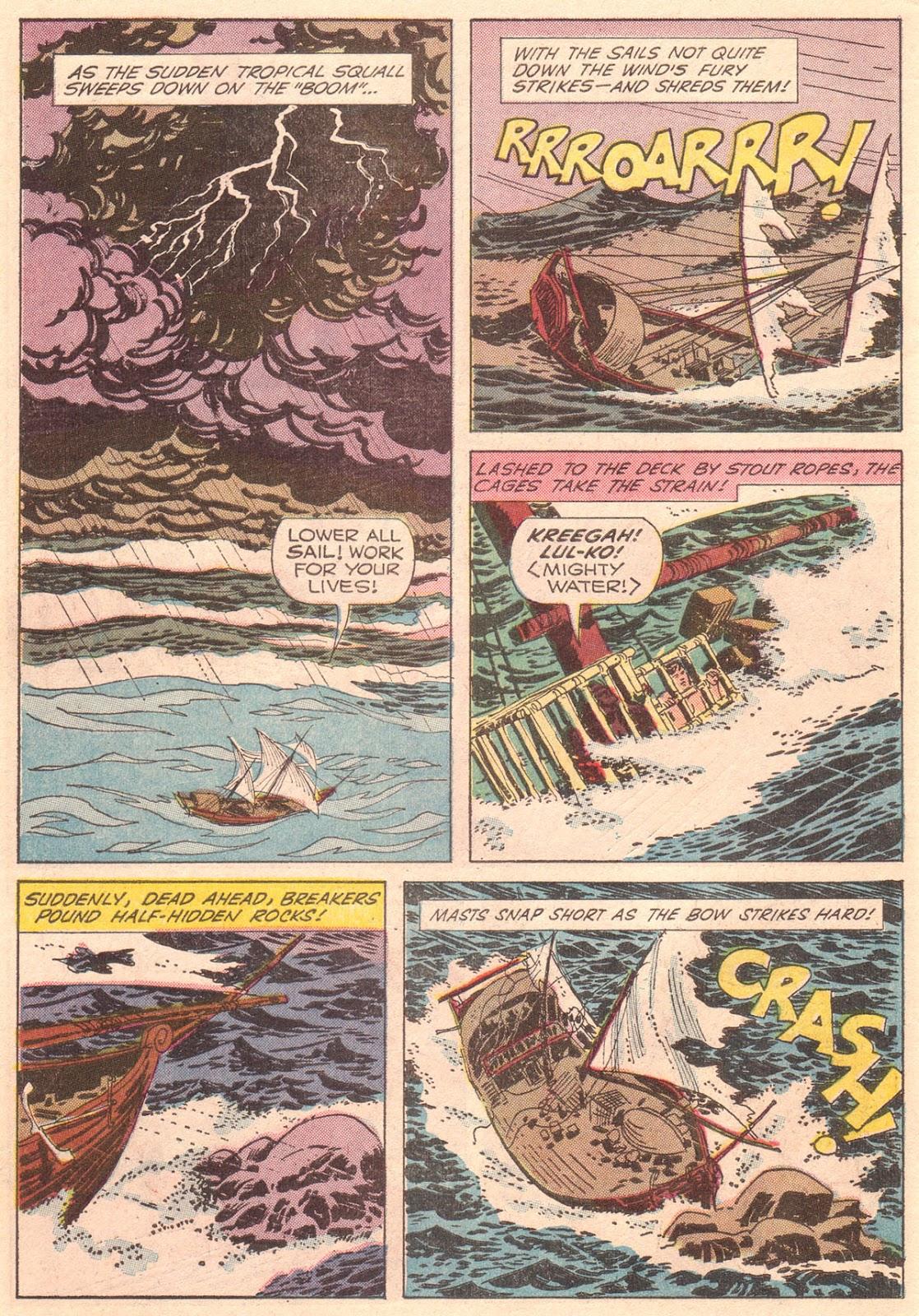 Korak, Son of Tarzan (1964) issue 35 - Page 6