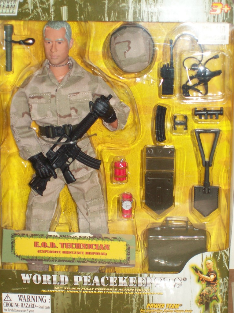 Power Team Action Figures Astronaut (page 3) - Pics about ...