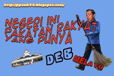 Lim Guang Eng nak hapuskan Melayu