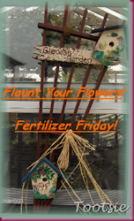 Join Tootsie for Fertilizer Friday