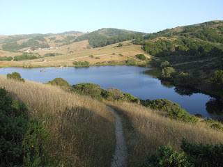 View of Turtle Pond at Walker Creek Ranch