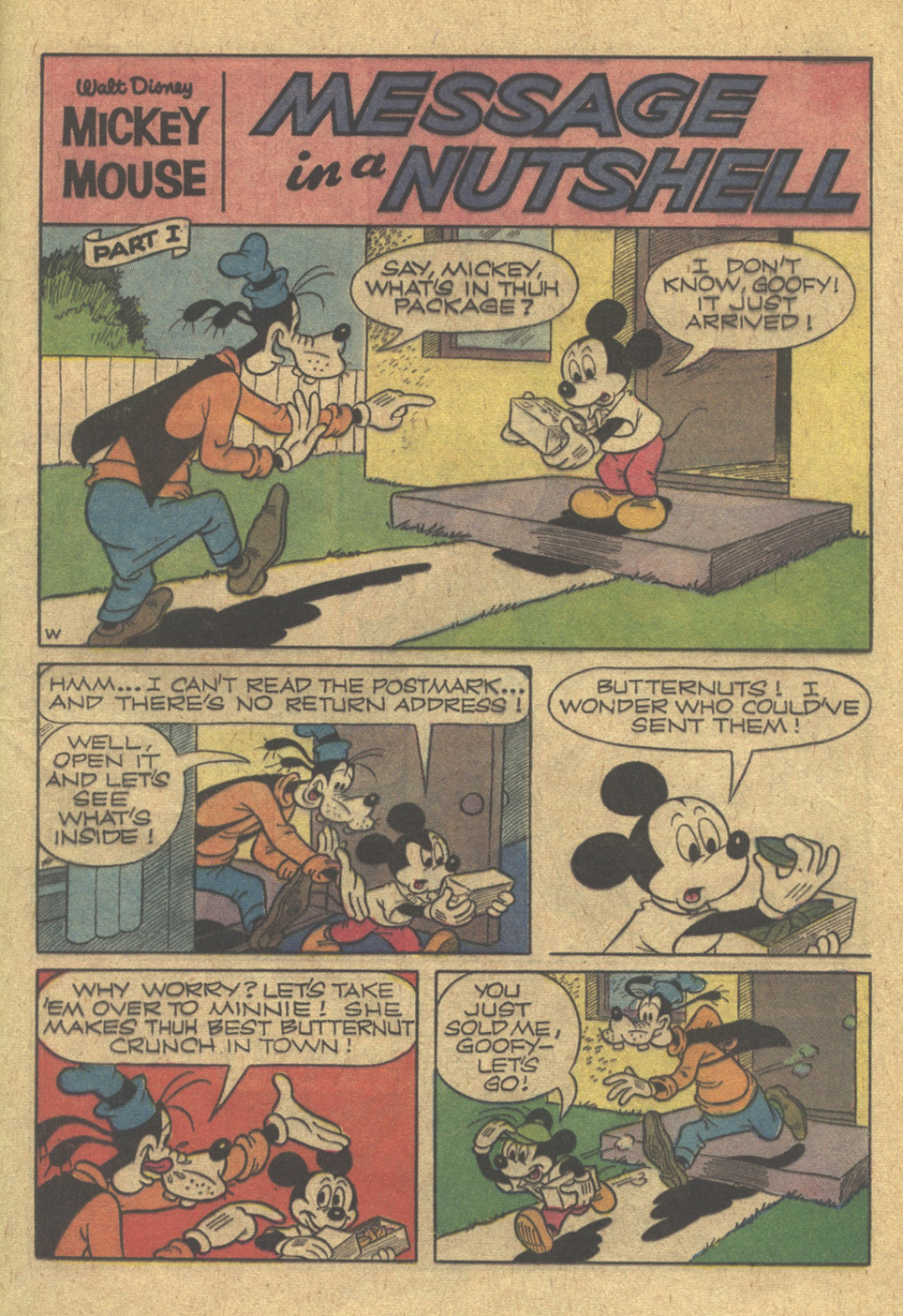 Walt Disney's Comics and Stories issue 380 - Page 25
