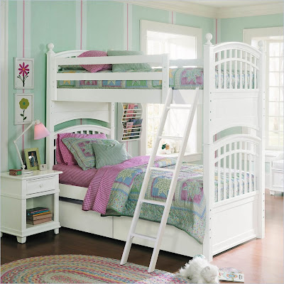 Modern Furniture Bunk Beds