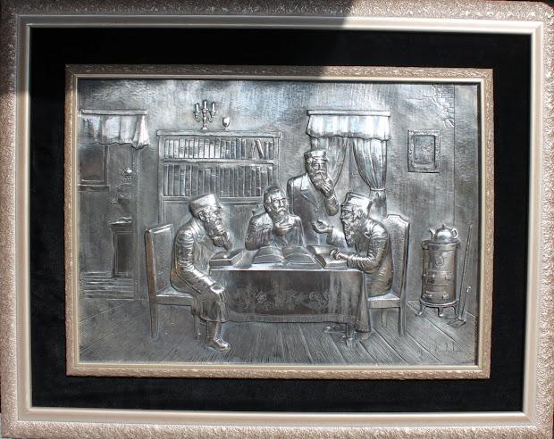 Ner Art Jewish Artist . Chaskelson
