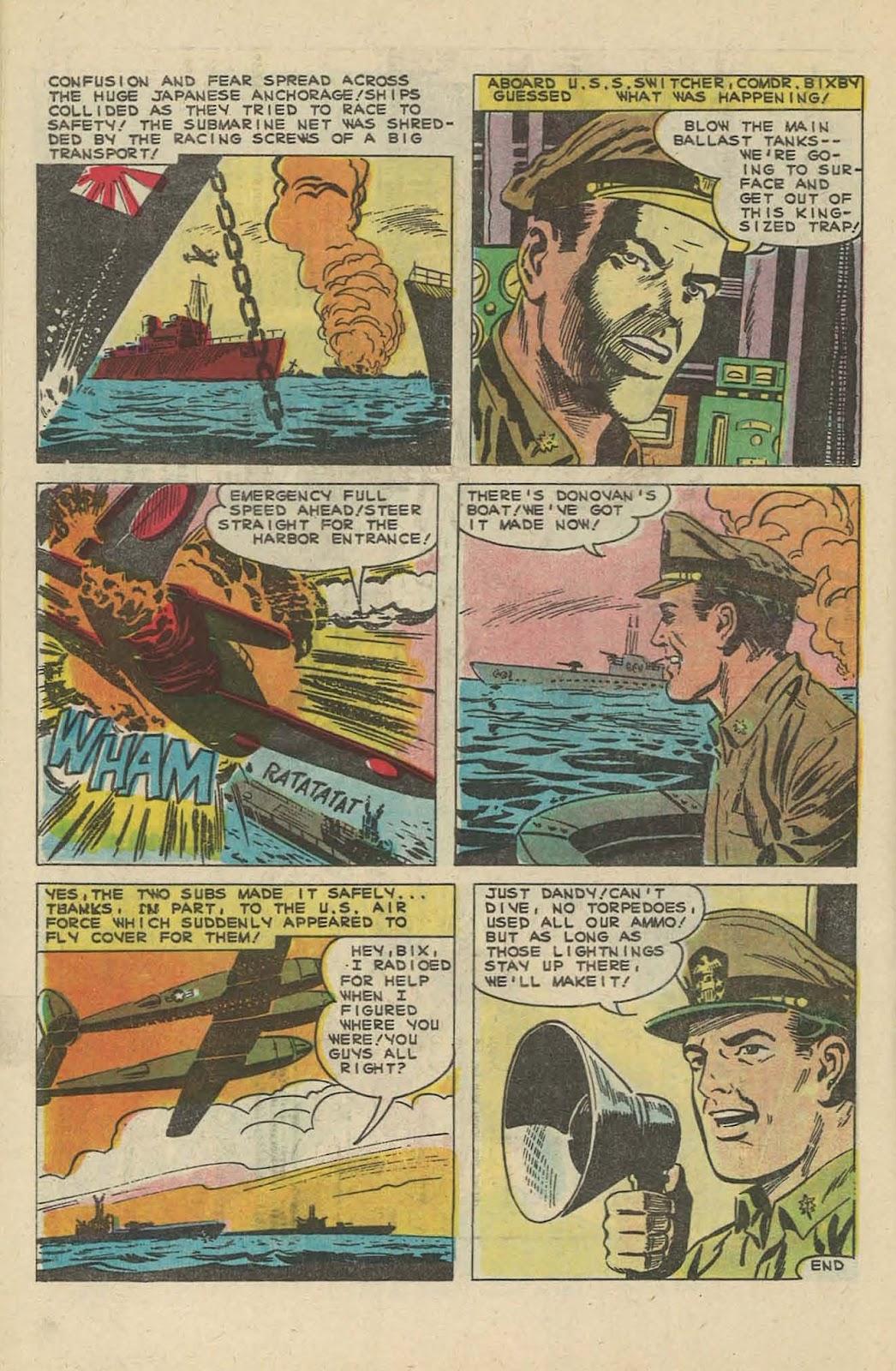 Read online Fightin' Navy comic -  Issue #131 - 32