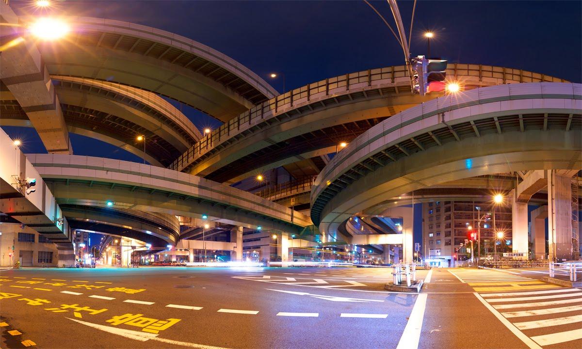 Latest Highways In Japan 105