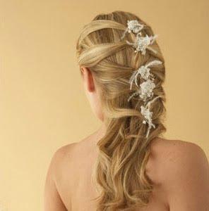 Wedding Gown lifestyle: Long Wedding Hair Designs Trend