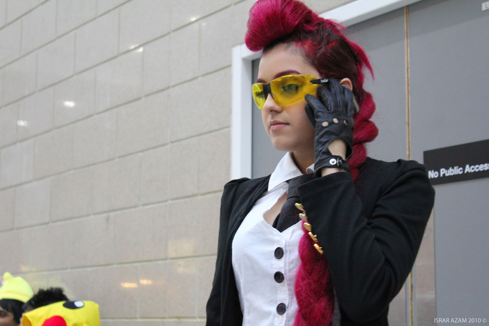 Cosplay Holic: Cosplayer Nazia as C.Viper from the Game ...