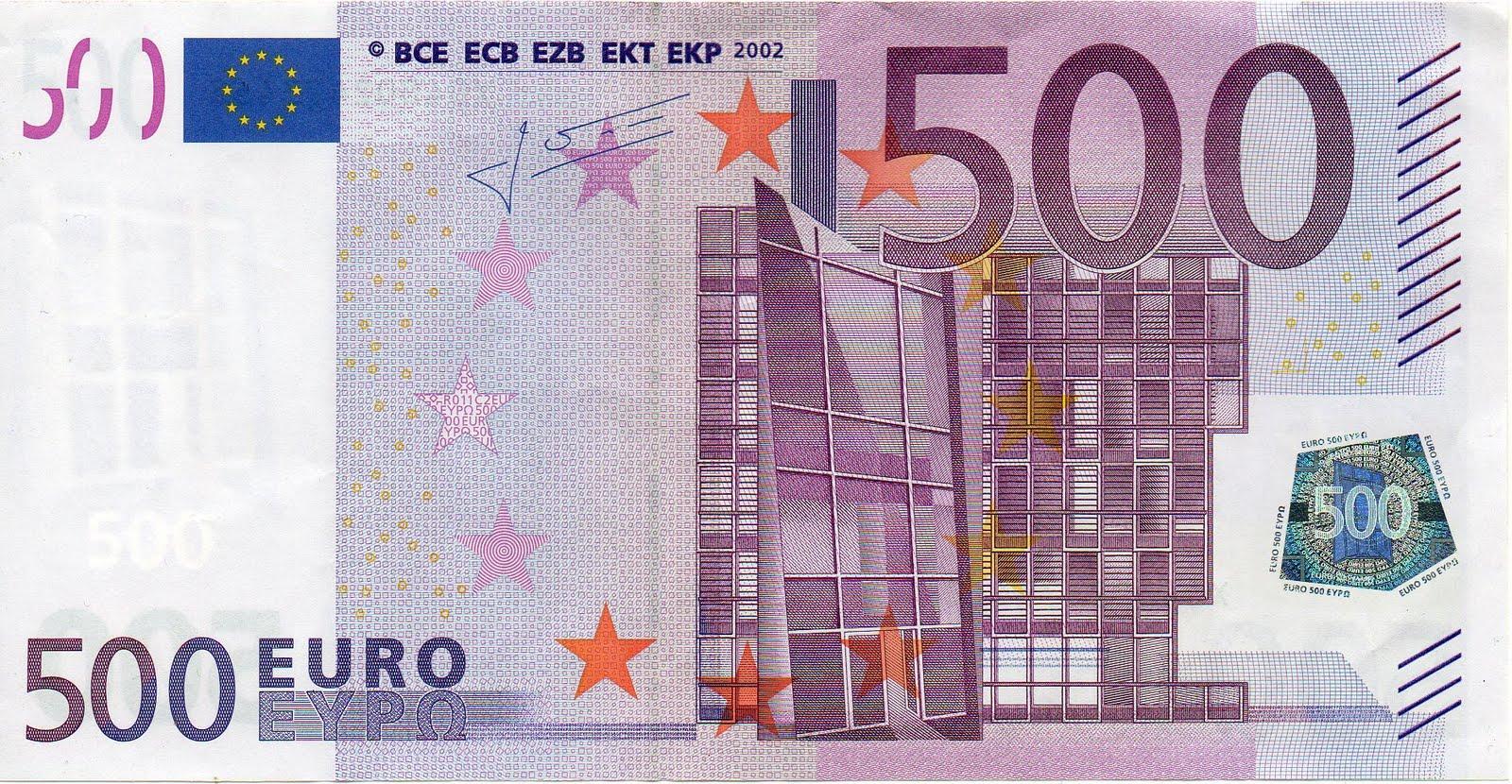 inocente euro sentado en la cara