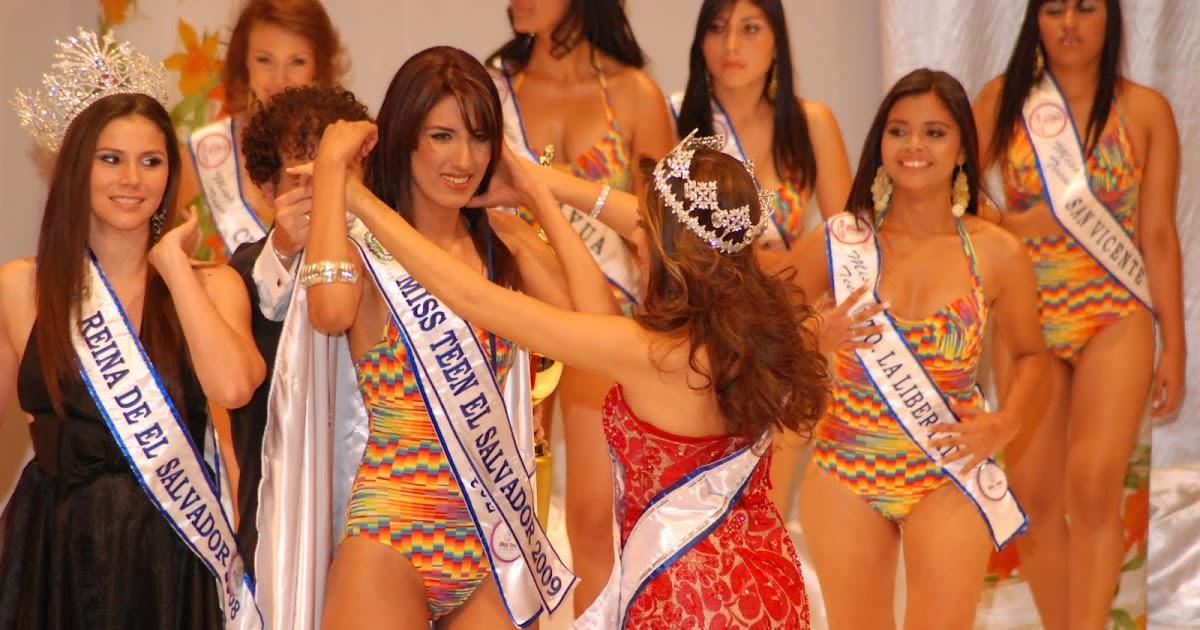 Miss Teen El Salvador 20