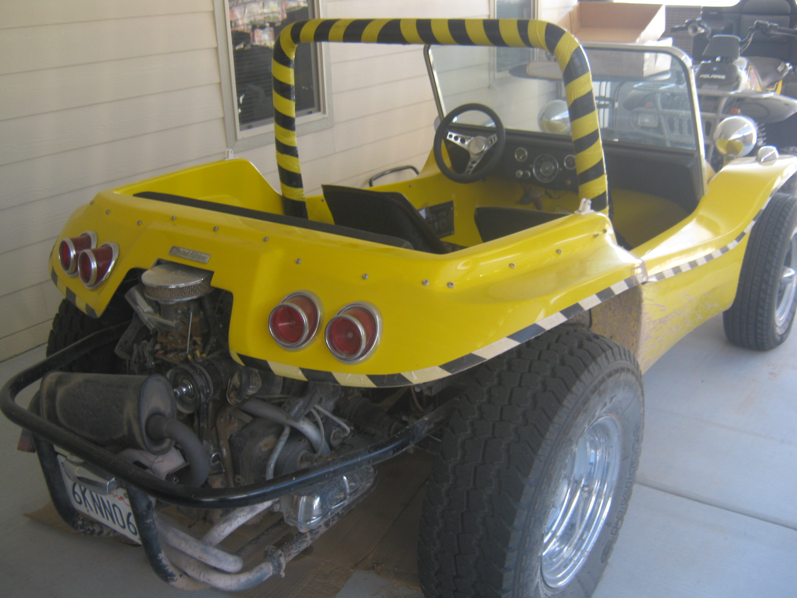 The Meyers Manx Dune Buggy Was Designed By Californian Engineer Artist Boat Builder And Surfer Bruce It Produced His Company Between 1964