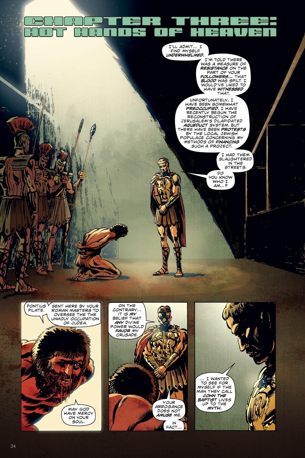Read online Jesusfreak comic -  Issue # Full - 30