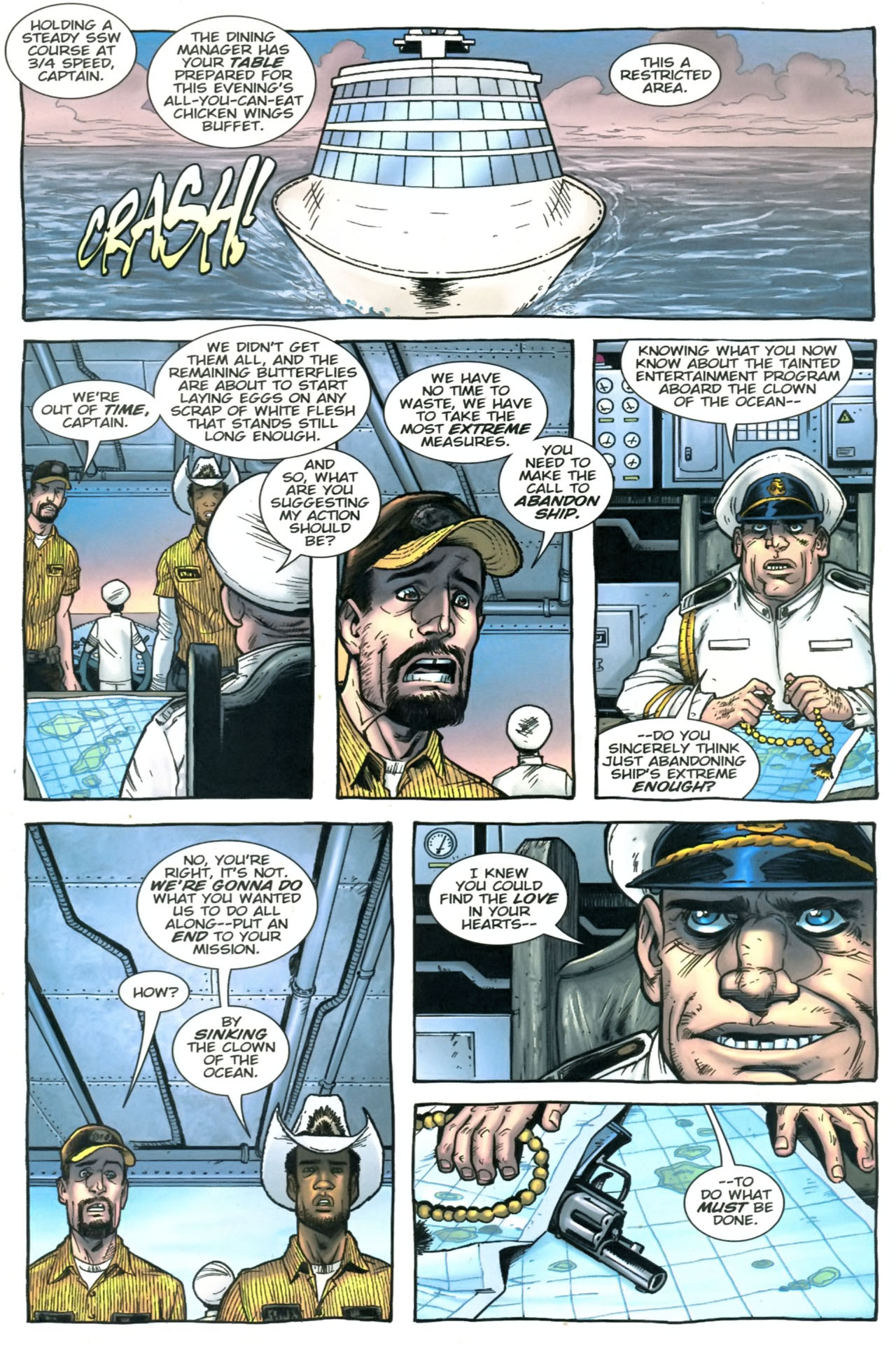 Read online The Exterminators comic -  Issue #24 - 19