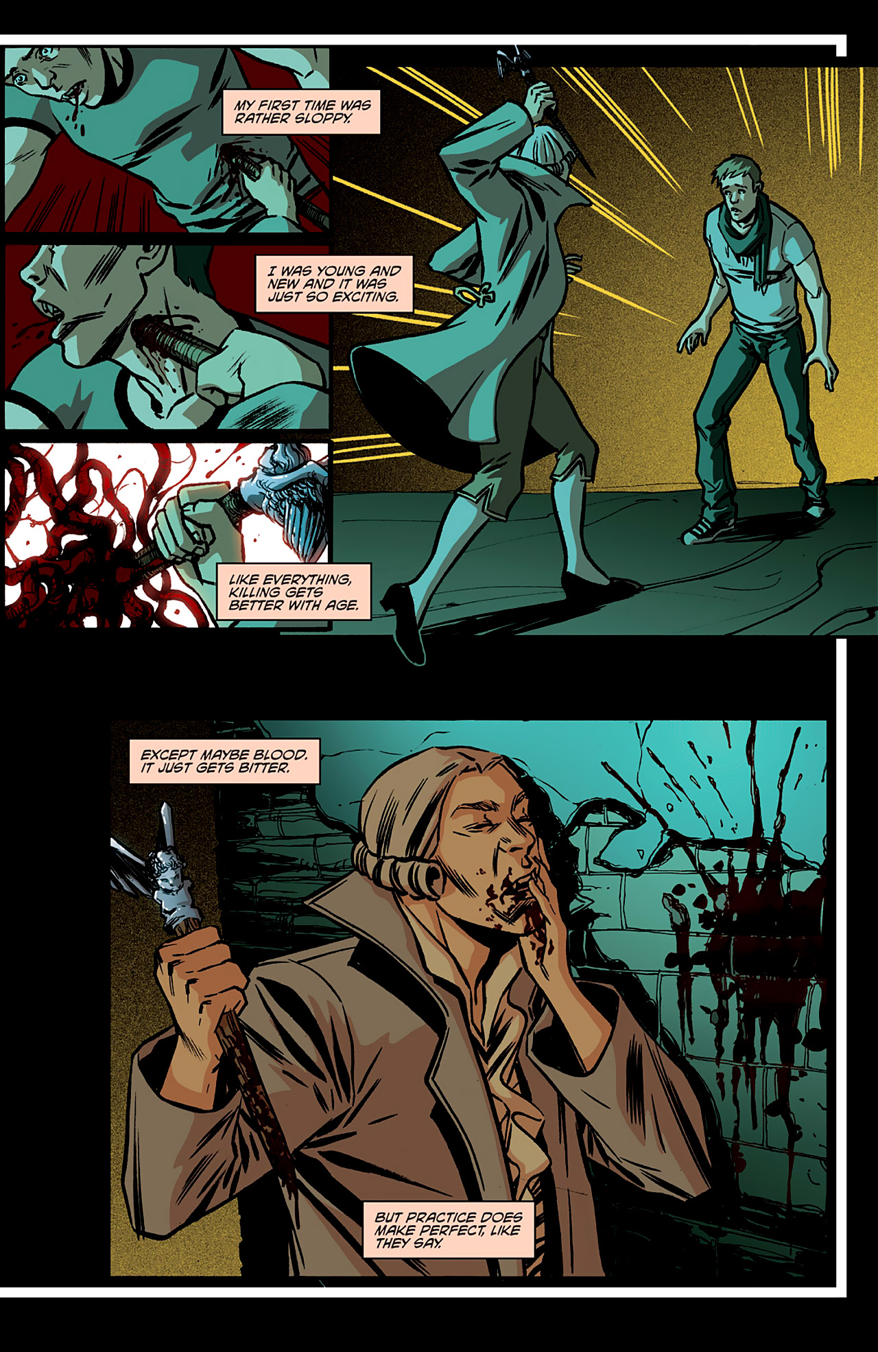 Read online True Blood: French Quarter comic -  Issue #4 - 8