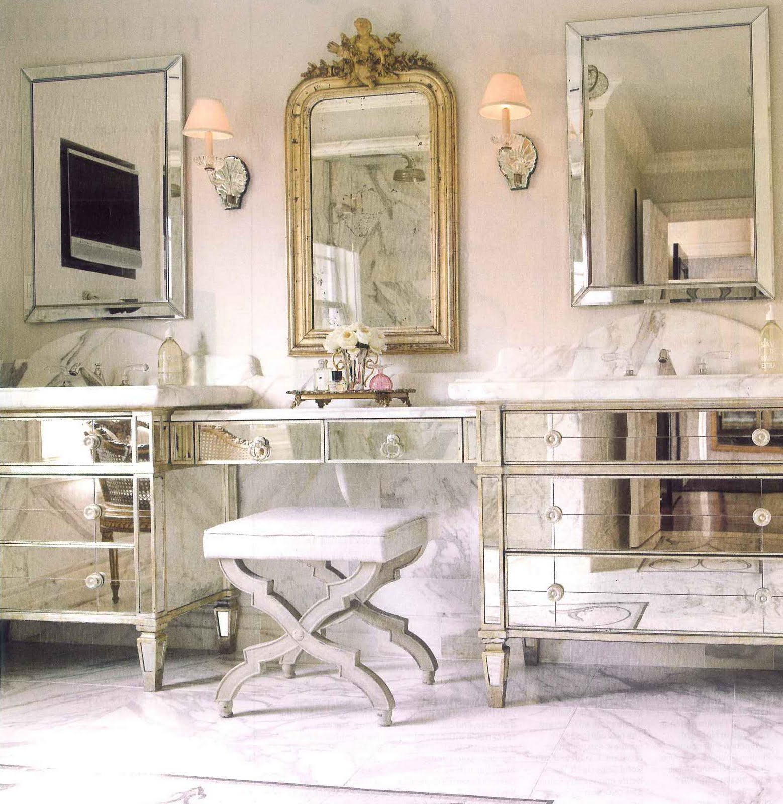 Pretty Bathrooms: Daily Cup Of Couture: Beyond Beautiful Bathroom