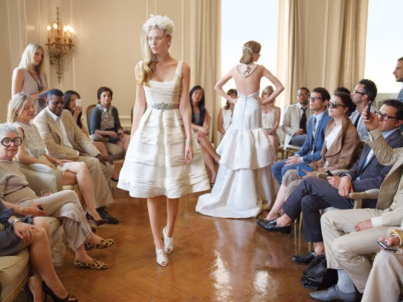 Martha Stewart Weddings: Daily Cup Of Couture: September 2010