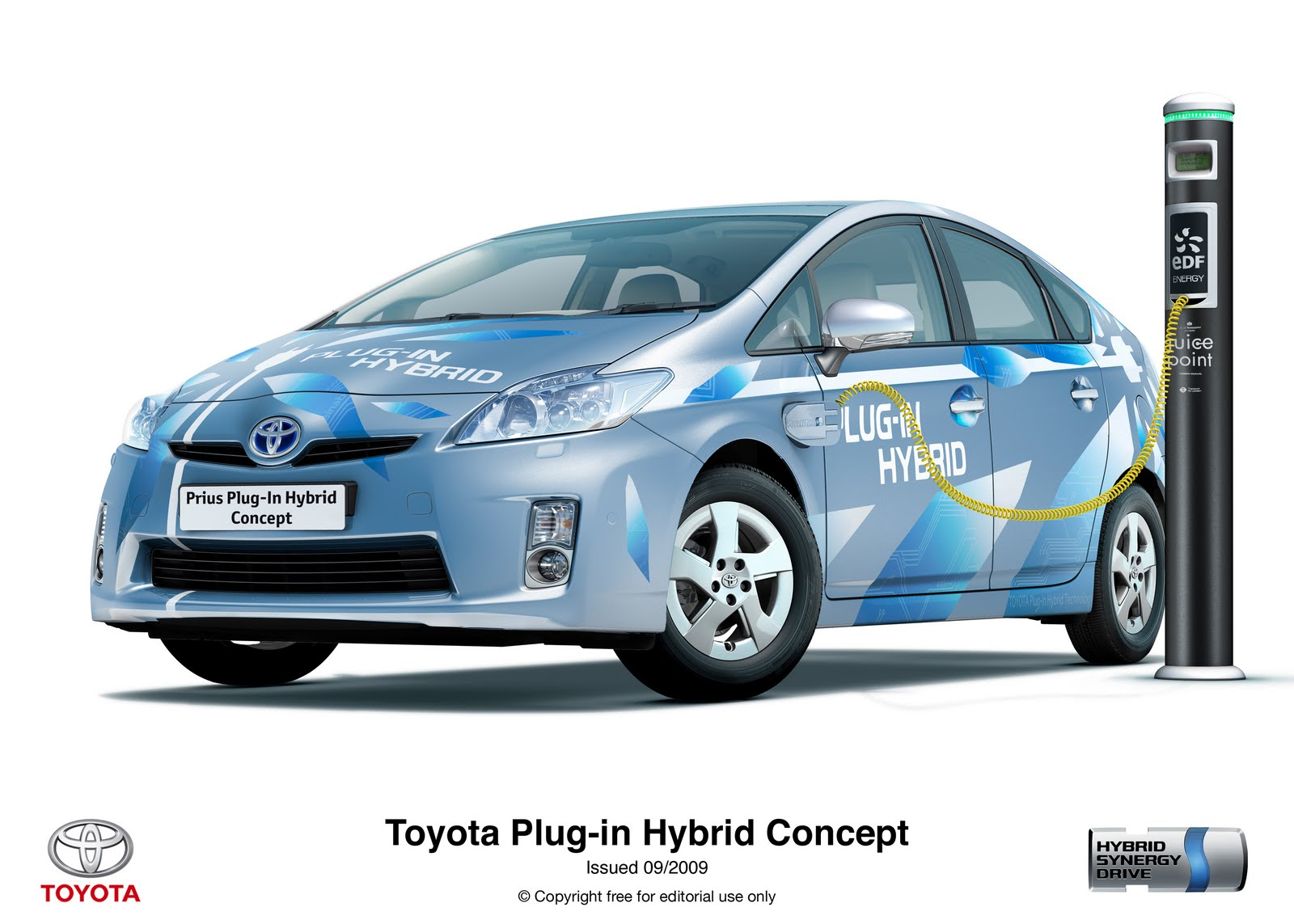 150 Cars Set For Toyota Prius Phv Demonstration Program