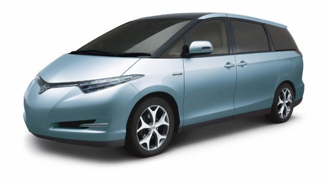 Toyota To Launch Lithium Battery Prius Minivan In 2017