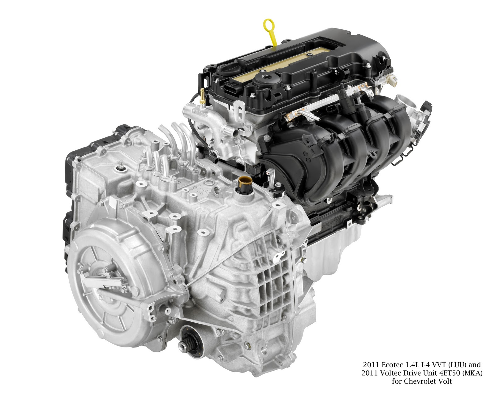 Chevrolet Volt Propulsion System Named A Ward S 10 Best Engine