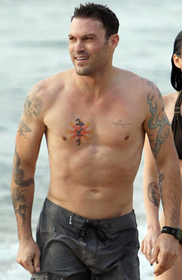 Remarkable, brian austin green big penis are certainly