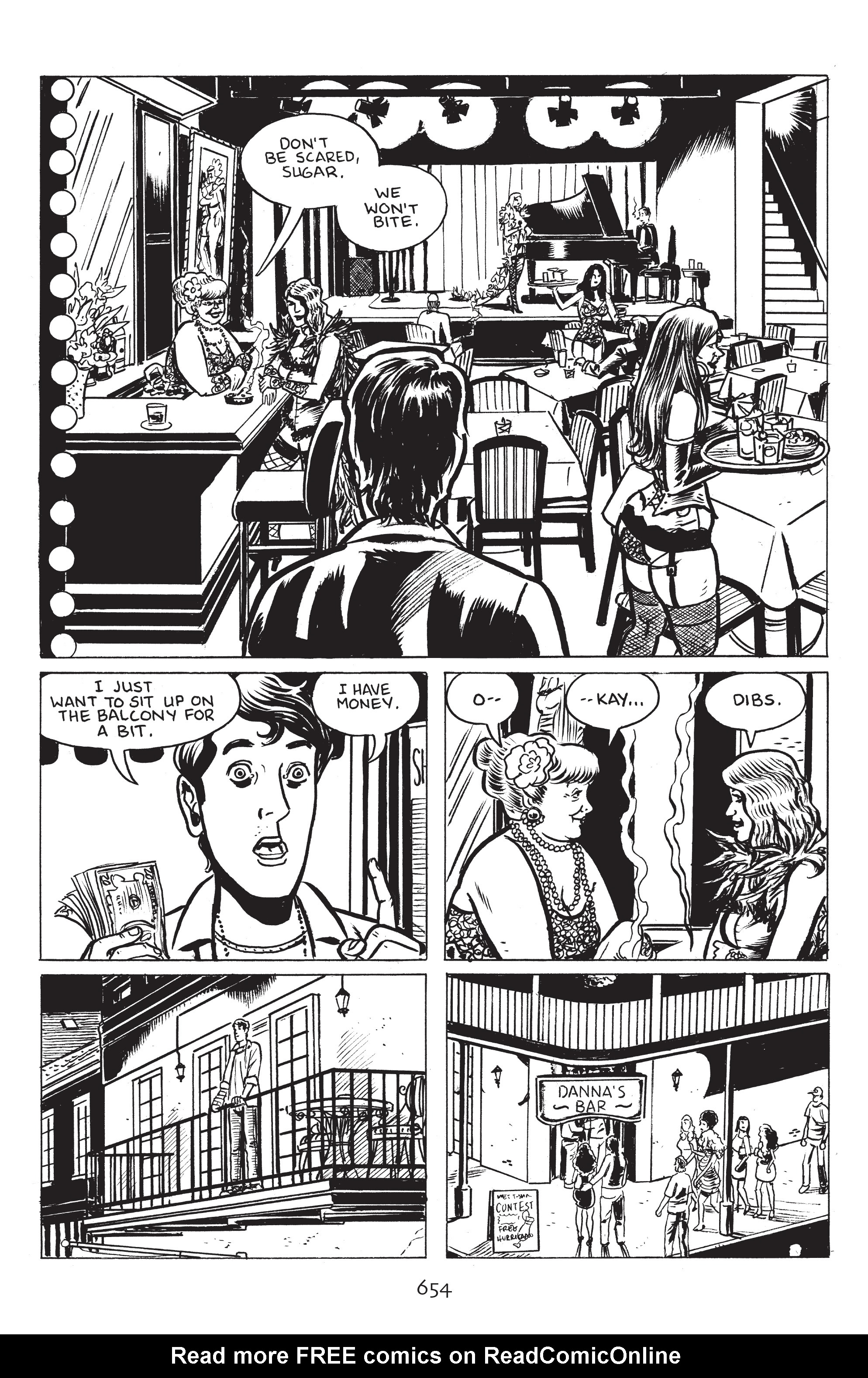 Read online Stray Bullets: Sunshine & Roses comic -  Issue #24 - 9