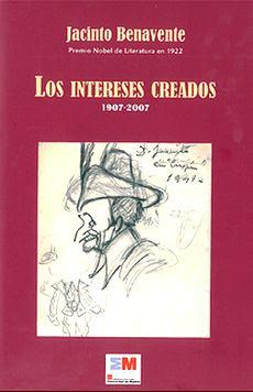 Pin De Galeria Del Arce En Libros De Referencia Los Intereses Creados Libros Escritores