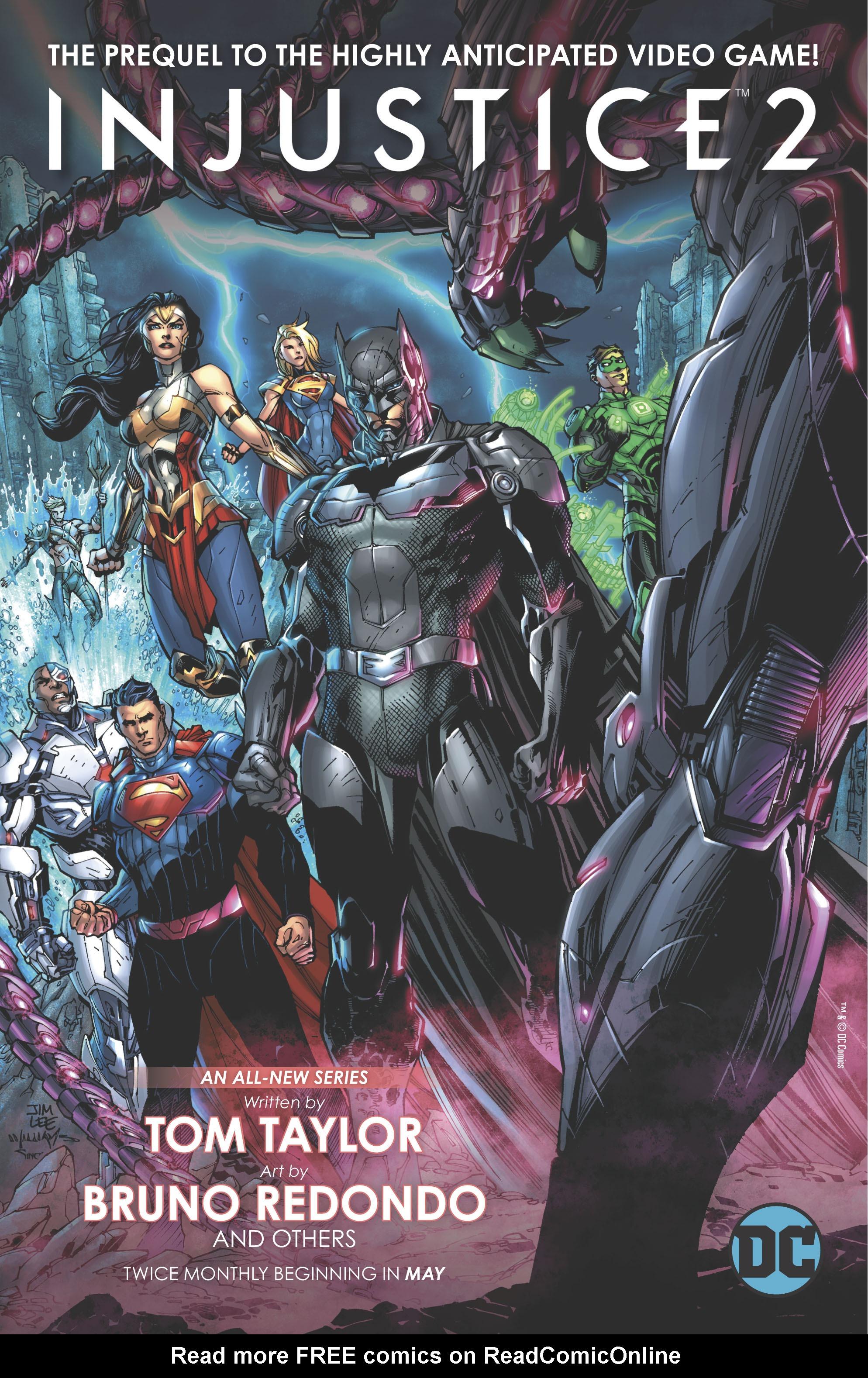 Read online Aquaman (2016) comic -  Issue #22 - 2