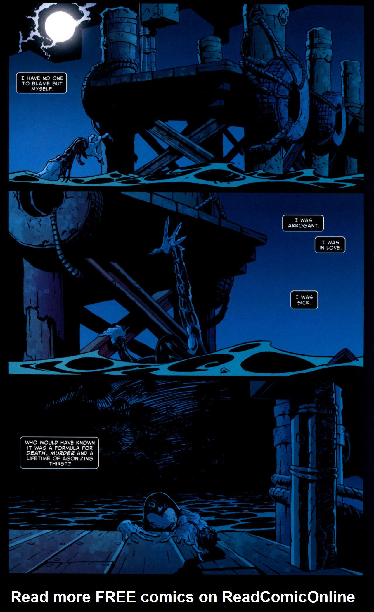 Read online Amazing Fantasy (2004) comic -  Issue #17 - 27