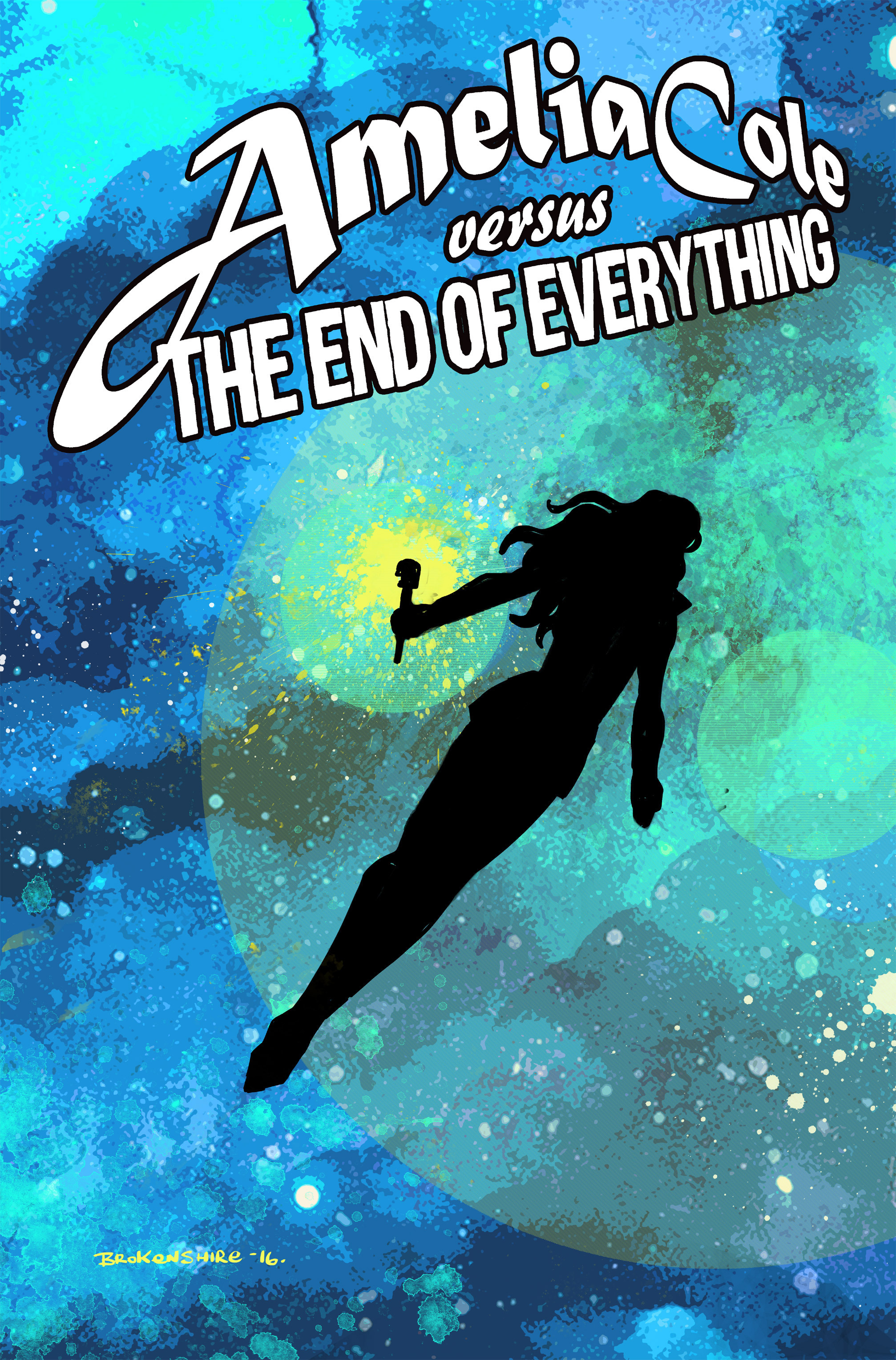 Read online Amelia Cole Versus The End of Everything comic -  Issue #30 - 1