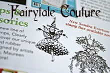 Fairytale Couture Stamp Collection