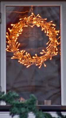 Weihnachtsbeleuchtung Am Fenster.Göteborg Tag Für Tag Weihnachtsbeleuchtung In Göteborg Im Advent