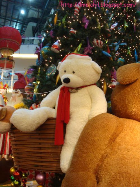 Almost Hungry Christmas Decos Everywhere Midvalley