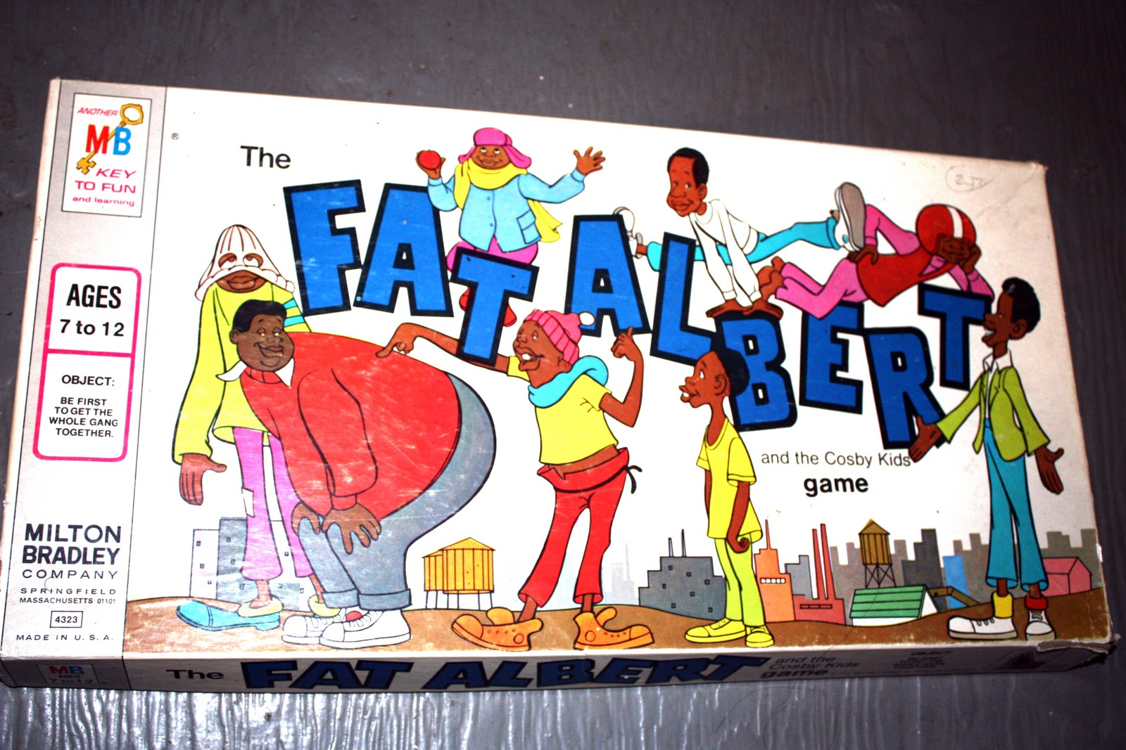 Fat Albert Games 43