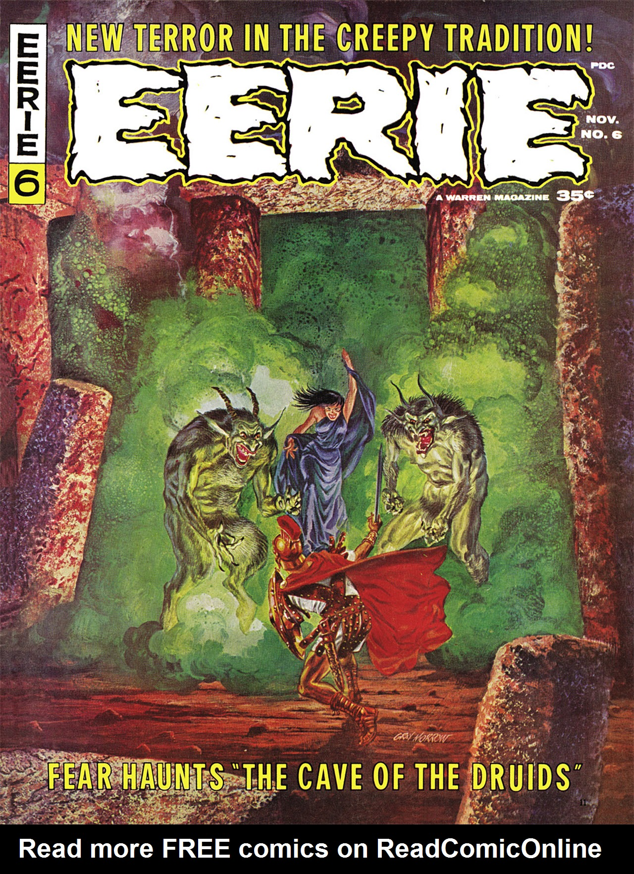 Read online Eerie Archives comic -  Issue # TPB 2 - 12
