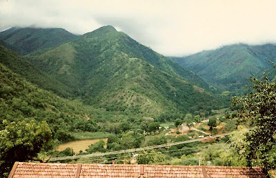 Nilgiris Mountain.