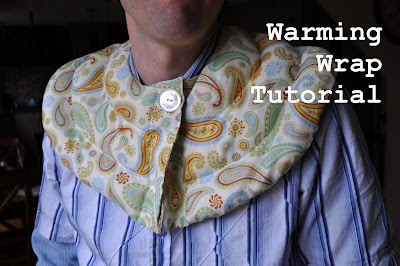 Warming Wrap Tutorial Skip To My Lou