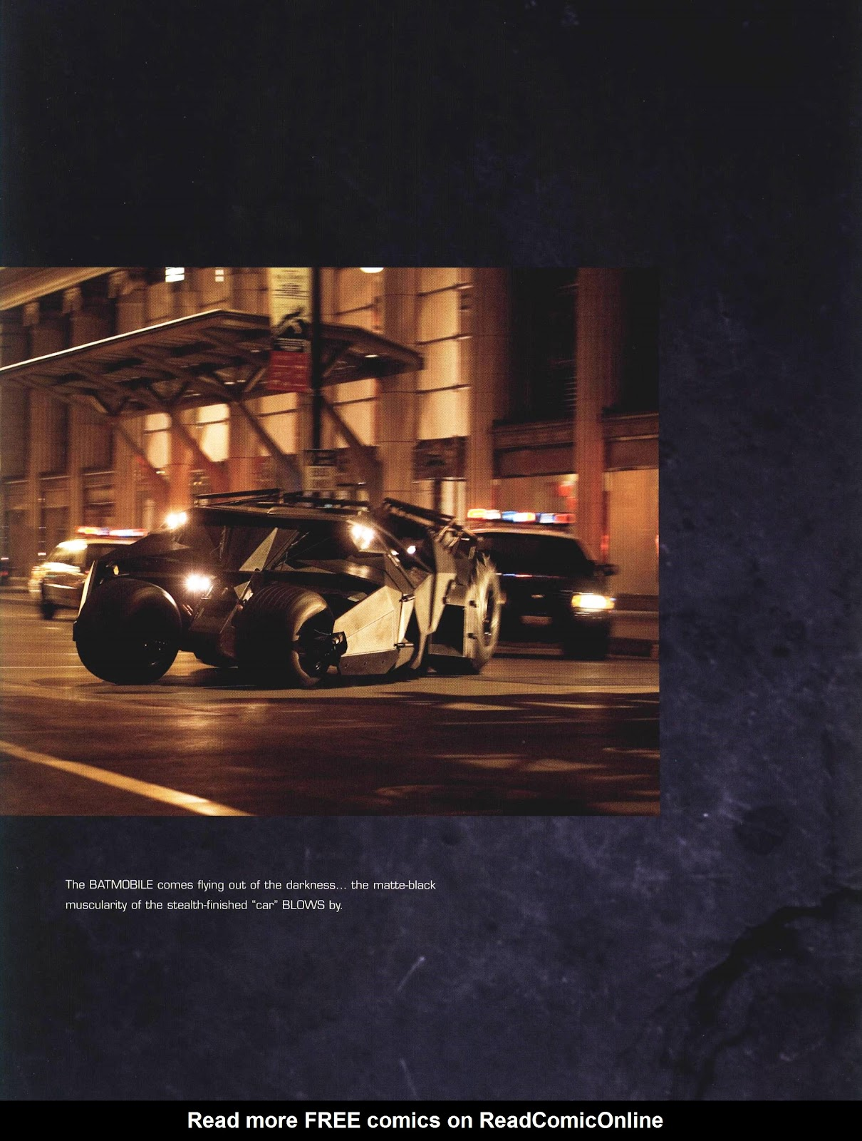 Read online Batman Begins: The Official Movie Guide comic -  Issue # TPB (Part 2) - 27