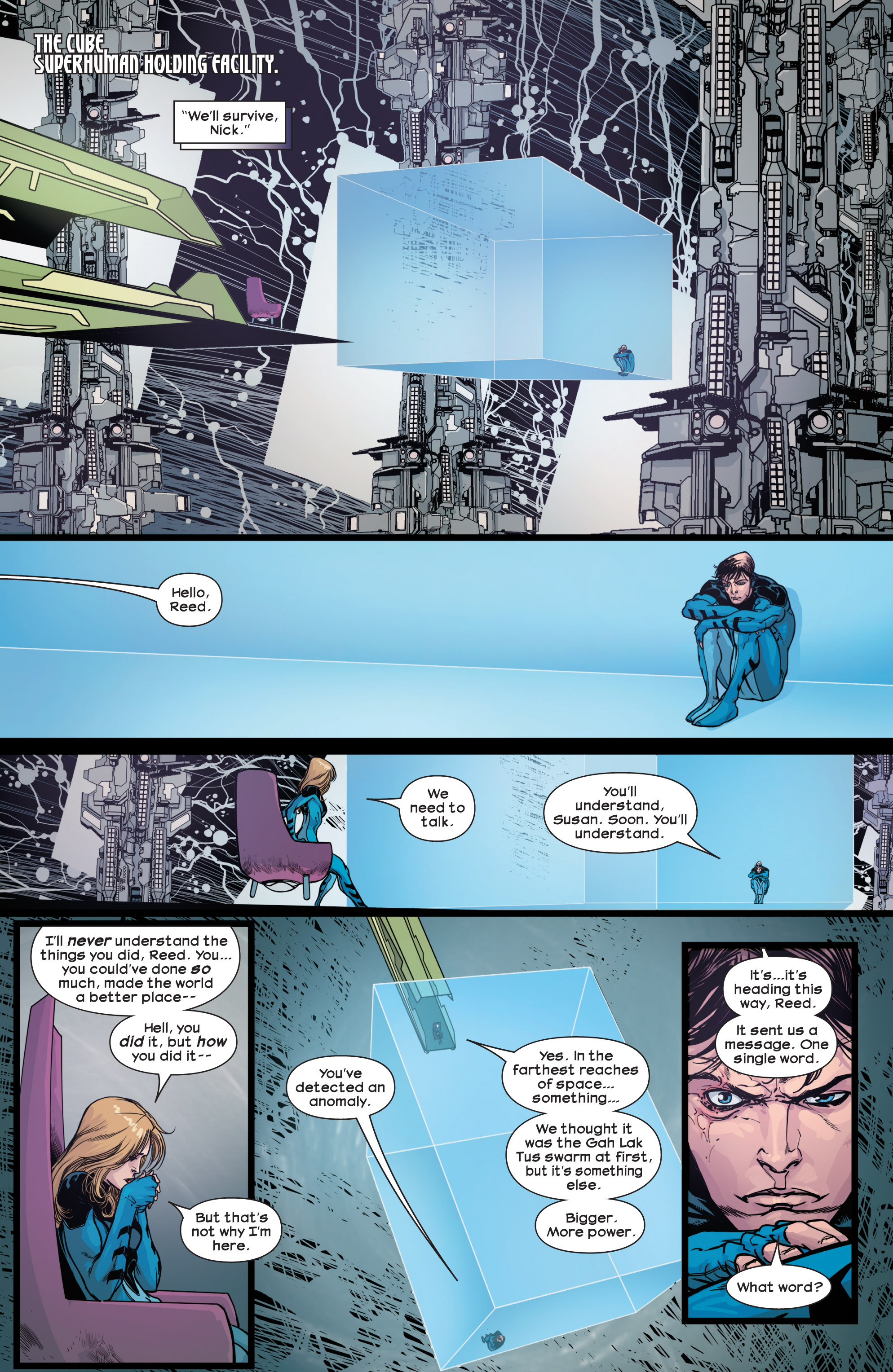Read online Ultimate Comics Ultimates comic -  Issue #30 - 20