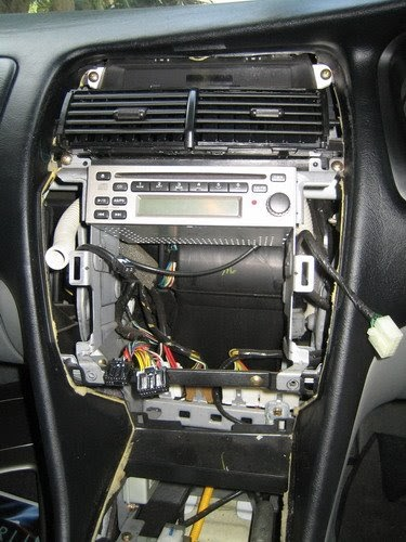 Clarion Car Radio Stereo Audio Wiring Diagram