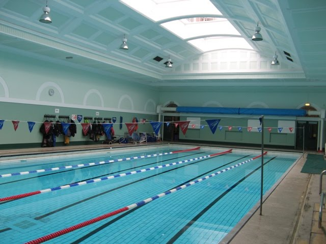 Newcastle city pool - Northumbria university swimming pool ...